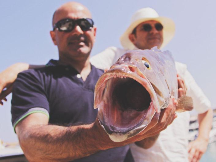 Lifestyle photography Fish