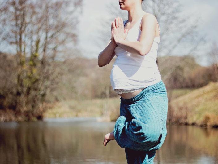 lifestyle maternity yoga